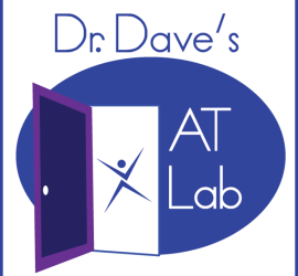 Dr. Dave's Assistive Technology Lab Logo